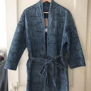 Lucky Denim Kimono